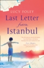 Last Letter from Istanbul - Book