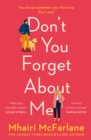 Don't You Forget About Me - eBook