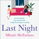 Last Night - eAudiobook