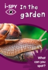 i-SPY In the garden : What Can You Spot? - Book