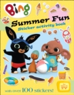 Bing's Summer Fun Sticker Activity Book - Book