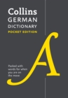 Collins German Pocket Dictionary : The Perfect Portable Dictionary - Book