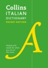 Italian Pocket Dictionary : The Perfect Portable Dictionary - Book