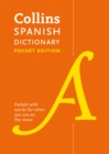 Collins Spanish Pocket Dictionary : The Perfect Portable Dictionary - Book