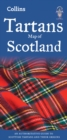 Tartans Map of Scotland - Book