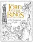 The Lord of the Rings Movie Trilogy Colouring Book - Book