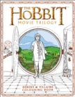 The Hobbit Movie Trilogy Colouring Book : Heroes and Villains - Book