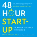 48-Hour Start-Up - eAudiobook