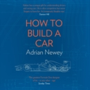 How to Build a Car - eAudiobook