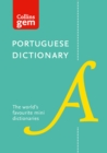 Portuguese Gem Dictionary : The World's Favourite Mini Dictionaries - Book