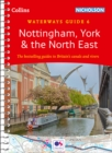 Nottingham, York & the North East : Waterways Guide 6 - Book