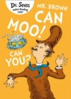 Mr. Brown Can Moo! Can You? - eBook