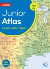 Collins Junior Atlas - Book