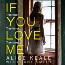 If You Love Me - eAudiobook