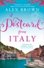 A Postcard from Italy - Book
