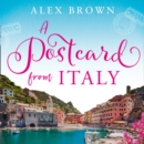A Postcard from Italy - eAudiobook
