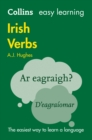 Easy Learning Irish Verbs : Trusted Support for Learning - Book
