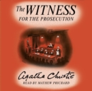 The Witness for the Prosecution : Agatha Christie's Short Story Read by Her Grandson - eAudiobook