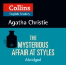 The Mysterious Affair at Styles: B2 (Collins Agatha Christie ELT Readers) - eAudiobook