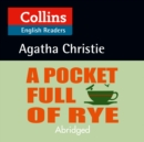A Pocket Full of Rye: B2 (Collins Agatha Christie ELT Readers) - eAudiobook