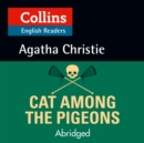 Cat Among the Pigeons: B2 (Collins Agatha Christie ELT Readers) - eAudiobook