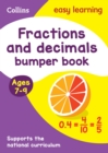 Fractions & Decimals Bumper Book Ages 7-9 - Book