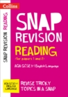 Reading (for papers 1 and 2): AQA GCSE 9-1 English Language : GCSE Grade 9-1 - Book