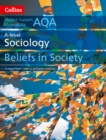 AQA A Level Sociology Beliefs in Society - Book