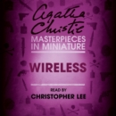 Wireless : An Agatha Christie Short Story - eAudiobook