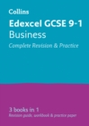 Edexcel GCSE 9-1 Business All-in-One Complete Revision and Practice : Ideal for Home Learning, 2021 Assessments and 2022 Exams - Book