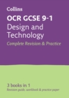 OCR GCSE 9-1 Design & Technology All-in-One Revision and Practice - Book