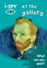 i-SPY at the Gallery : What Can You Spot? - Book