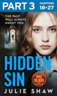 Hidden Sin: Part 3 of 3: When the past comes back to haunt you - eBook