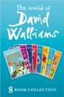 The World of David Walliams: 8 Book Collection (The Boy in the Dress, Mr Stink, Billionaire Boy, Gangsta Granny, Ratburger, Demon Dentist, Awful Auntie, Grandpa's Great Escape) - eBook
