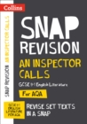 An Inspector Calls: New Grade 9-1 GCSE English Literature AQA Text Guide - Book