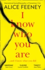 I Know Who You Are - eBook