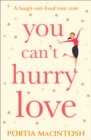 You Can't Hurry Love - eBook