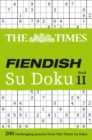 The Times Fiendish Su Doku Book 11 : 200 Challenging Su Doku Puzzles - Book