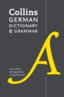 German Dictionary and Grammar : Two Books in One - Book