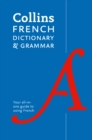 French Dictionary and Grammar : Two Books in One - Book