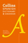 Spanish Dictionary and Grammar : Two Books in One - Book