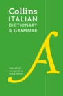 Italian Dictionary and Grammar : Two Books in One - Book