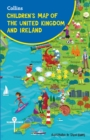 Children's Folded Map of the United Kingdom - Book