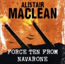 Force Ten from Navarone - eAudiobook