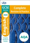 AQA GCSE 9-1 English Language and English Literature Complete Revision & Practice - Book