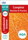 AQA GCSE 9-1 Combined Science Higher Complete Revision & Practice - Book