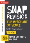 The Merchant of Venice: AQA GCSE 9-1 English Literature Text Guide : For the 2022 Exams - Book