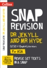 Dr Jekyll and Mr Hyde: AQA GCSE 9-1 English Literature Text Guide : For the 2022 Exams - Book