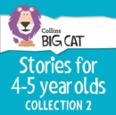 Stories for 4 to 5 year olds: Collection 2 - eAudiobook