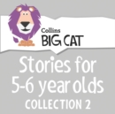 Stories for 5 to 6 year olds: Collection 2 - eAudiobook